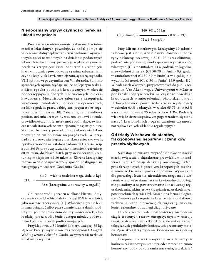 Profilaktyka przeciwzakrzepowa Slide 3