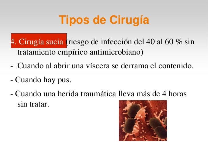 Profilaxis antibiotica en cirugÍA