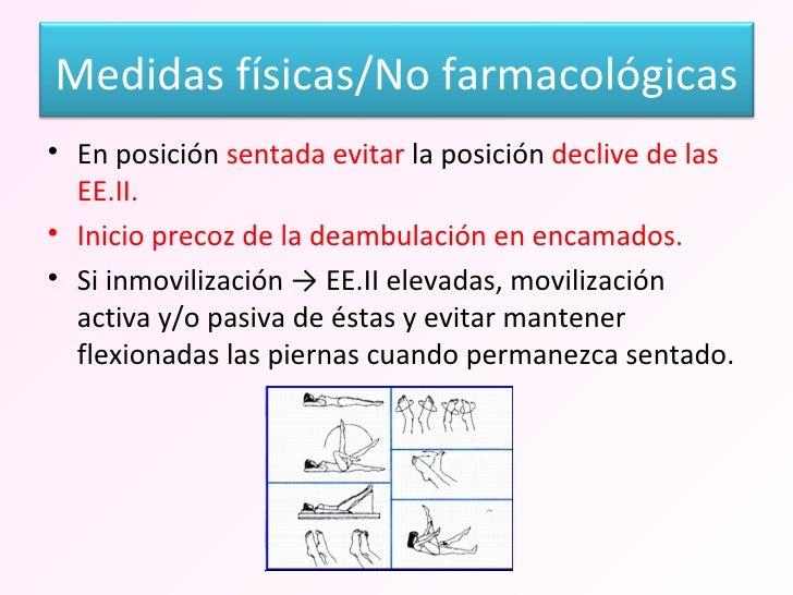 03-05-2012 Profilaxis de la enfermedad tromboembólica