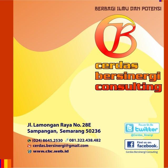 Profile Cerdas Bersinergi Consulting