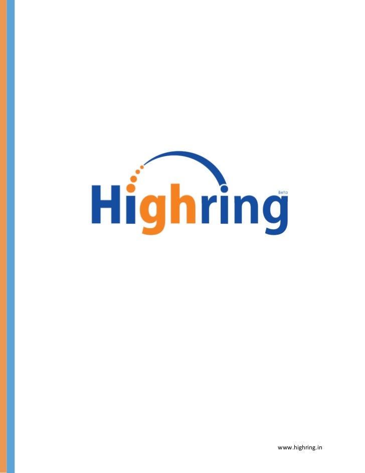 www.highring.in