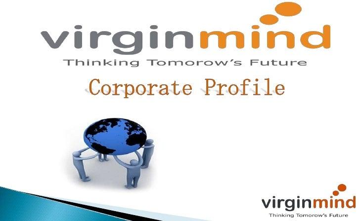 Corporate Profile<br />