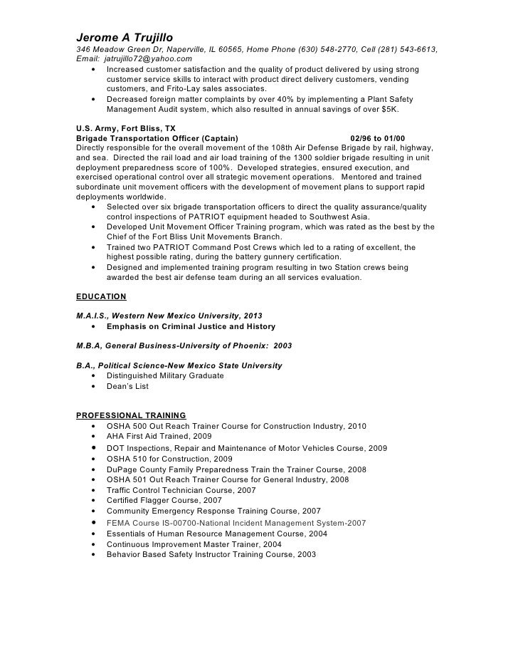 Flagger Resume Resume Ideas