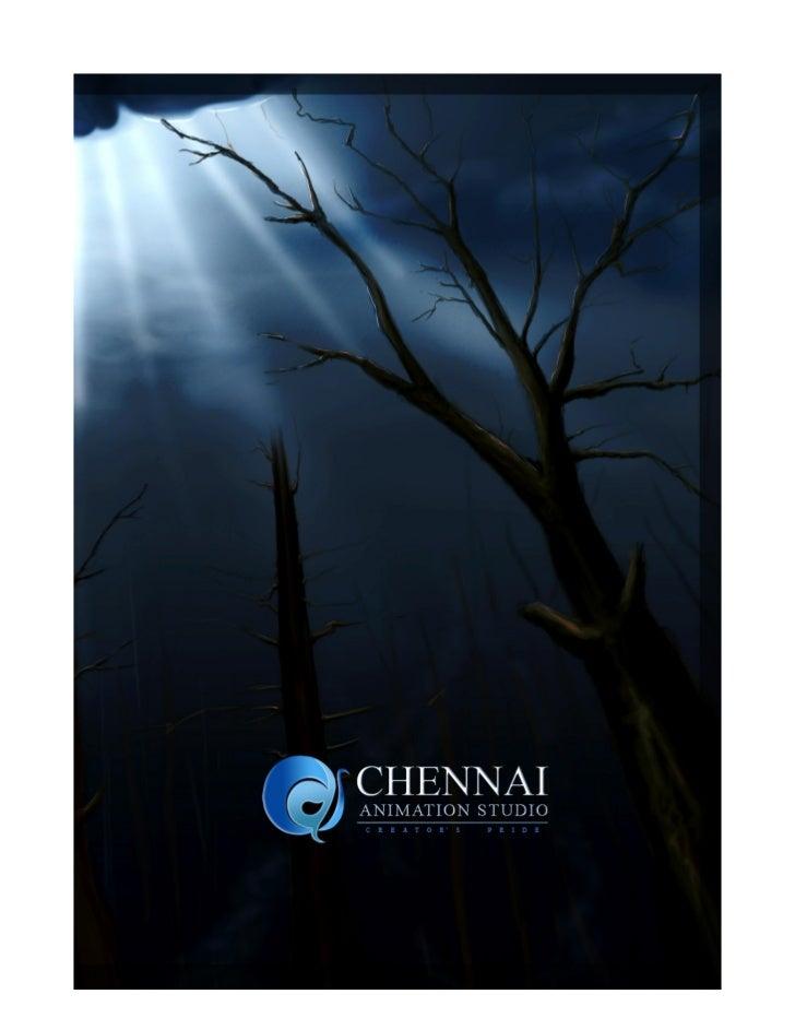 Chennai Animation Studio Profile