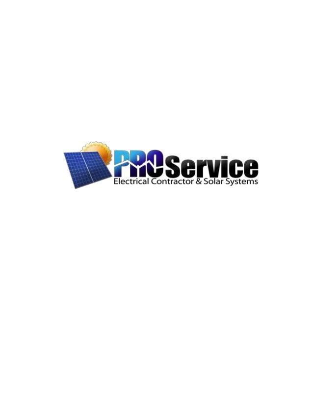 1.Quienes Somos Somos una empresa dedicada a la instalacion de sistemas de energia renovable y contratistas eléctricos. Tr...