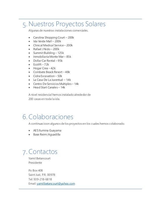 Profile compania Slide 3