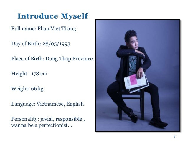Profile mc viet thang in english ( updated 08.2015 ) Slide 2
