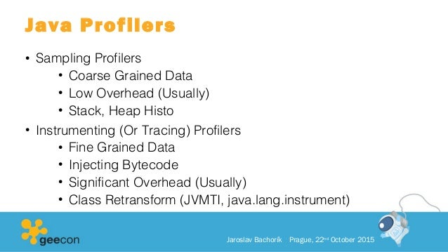 Make Java Profilers Lie Less