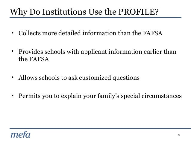 Worksheet Css Profile Worksheet the cssfinancial aid profile 3