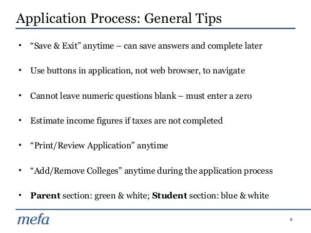 The CSSFinancial Aid PROFILE – Css Profile Pre-application Worksheet