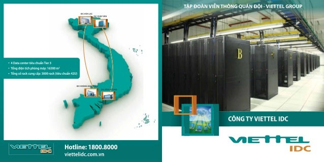 Please contact: 0973 490 888  Email: tuannh@viettelidc.com.vn