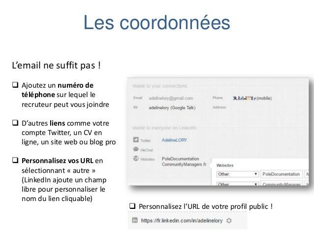 comment optimiser votre profil linkedin pour la recherche
