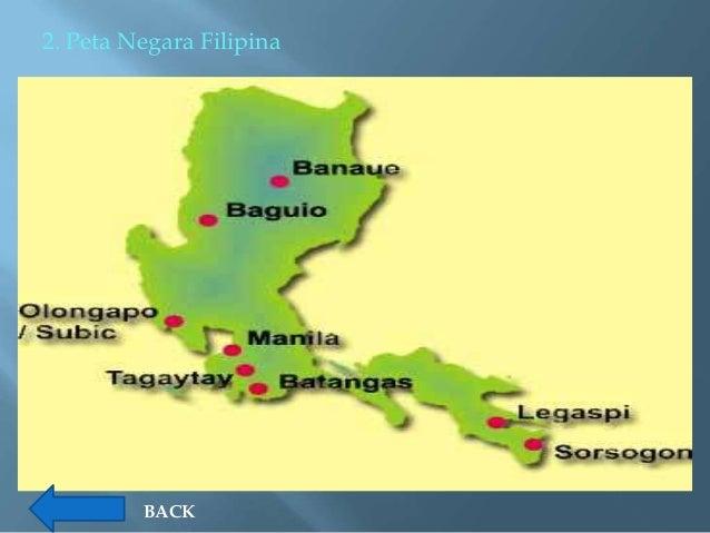 Profil Negara Asean Peta Filipina Gambar Masing
