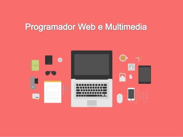 Descrição da Função  • Analisar, conceber e desenvolver sítios da Internet, combinando a criatividade  com programação de ...