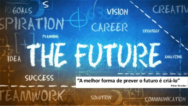 Profissões do futuro [ou o futuro das Profissões?]