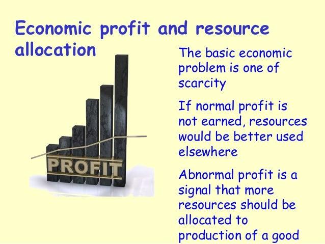 accounting and economic profit pdf