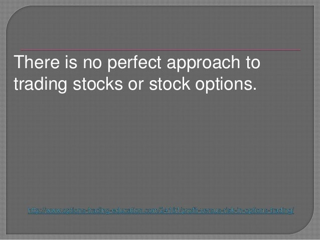Stock options vs profit sharing
