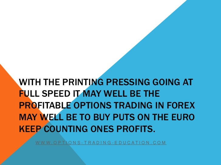 Is options trading profitable