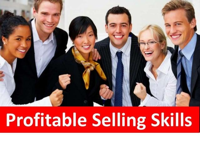 Profitable Selling Skills