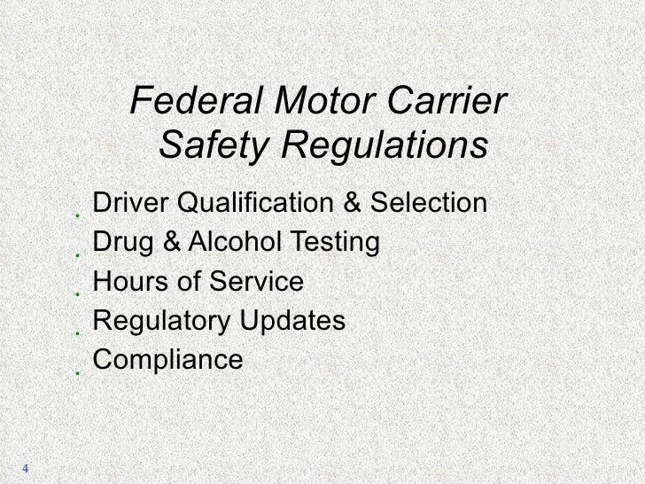 Profitable trucking by johnny schrunk for Federal motor carrier number