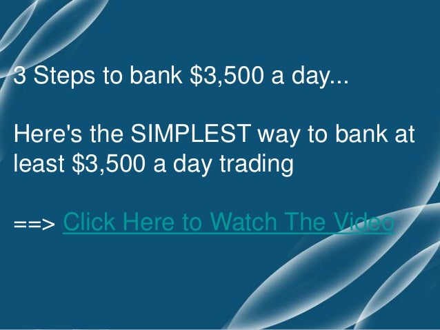 Binary option learning software |