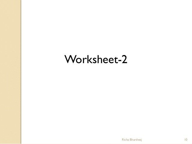 Doc570626 Profit and Loss Worksheet Worksheet on Profit and – Free Profit and Loss Worksheet