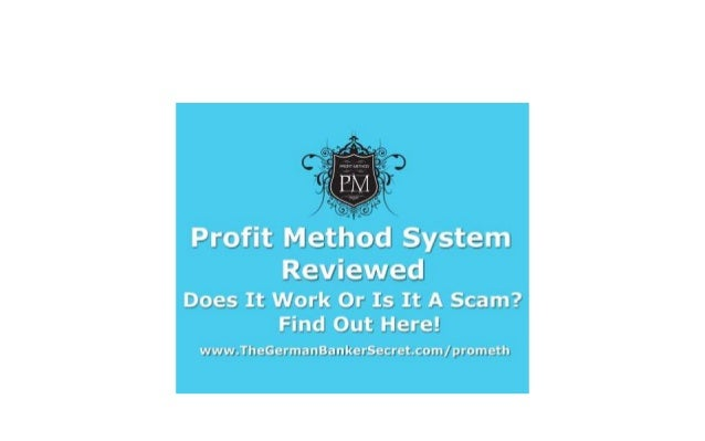 NOTE: ALL THE LINKS IN THIS VIDEO ARE FULLY INTERACTIVE YOU CAN CLICK ON THEM WHENEVER YOU WISH  The Profit Method System ...