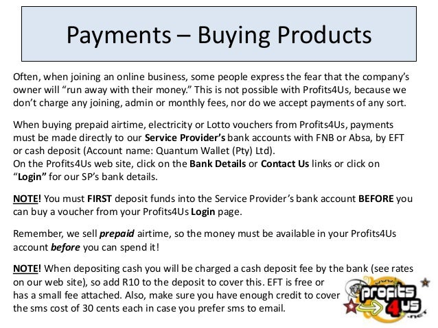 Profits4 Us