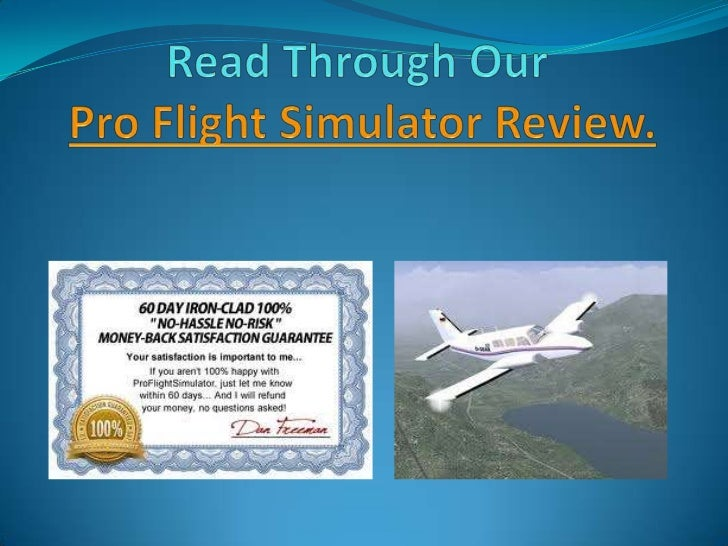 The Most Realistic Flight Simulator?Pro Flight Simulator gives you the most realistic andvaried choices in aircraft compar...