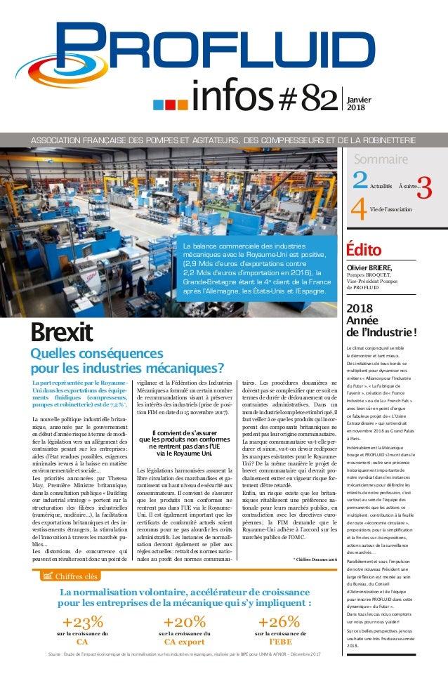 La normalisation volontaire, accélérateur de croissance pour les entreprises de la mécanique qui s'y impliquent: Édito La...