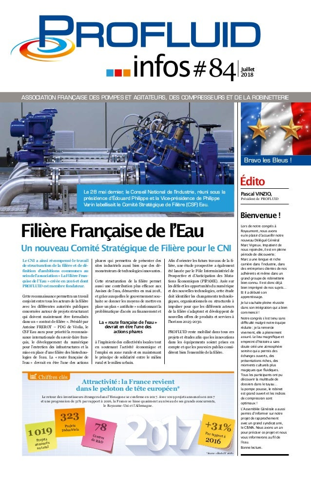 Attractivité: la France revient dans le peloton de tête européen* Édito Le CNI a ainsi récompensé le travail de structura...