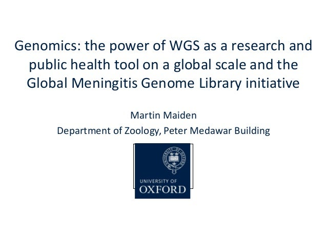 The image part with relationship ID rId2 was not found in the file. Genomics: the power of WGS as a research and public he...