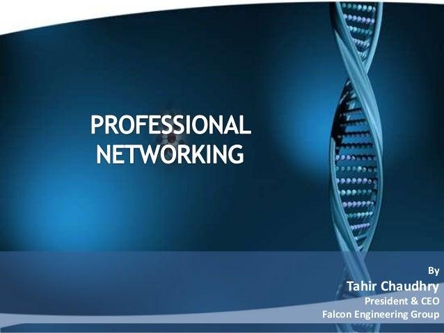 ByTahir ChaudhryPresident & CEOFalcon Engineering Group
