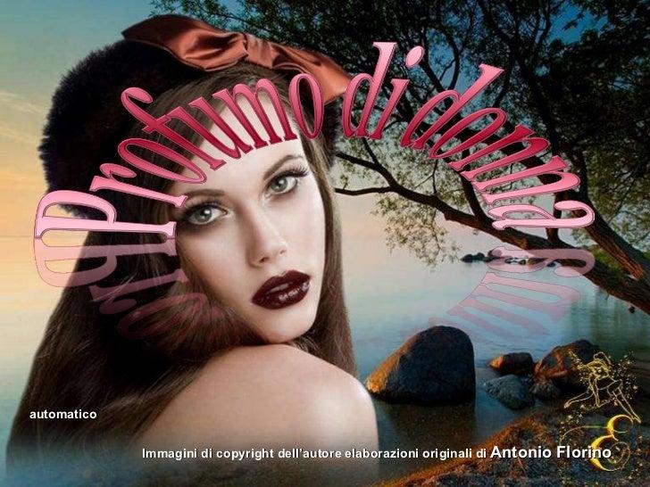 Immagini di copyright dell'autore elaborazioni originali di  Antonio Florino automatico