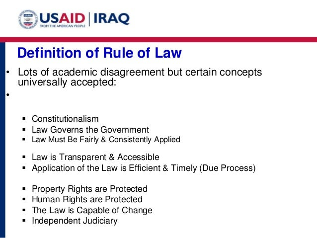 Prof William Kosar: From Policy to Law (English & Arabic)
