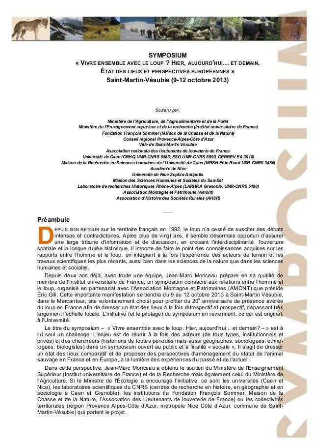 Programme symposium Slide 2