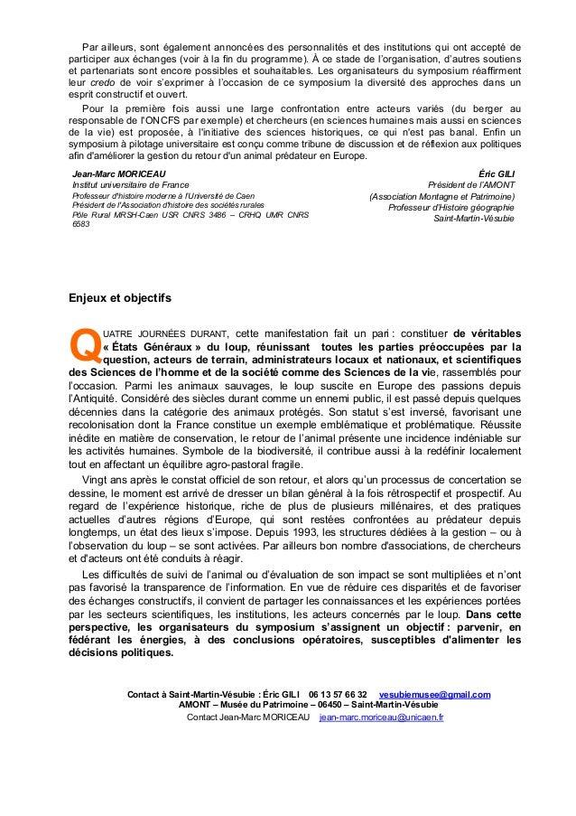 Programme symposium Slide 3