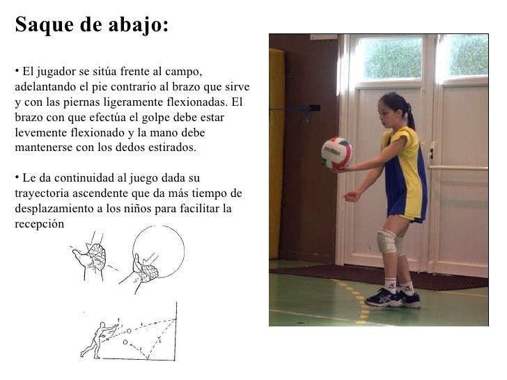 Progresi n del minivoley al voleibol - En el piso de abajo libro ...