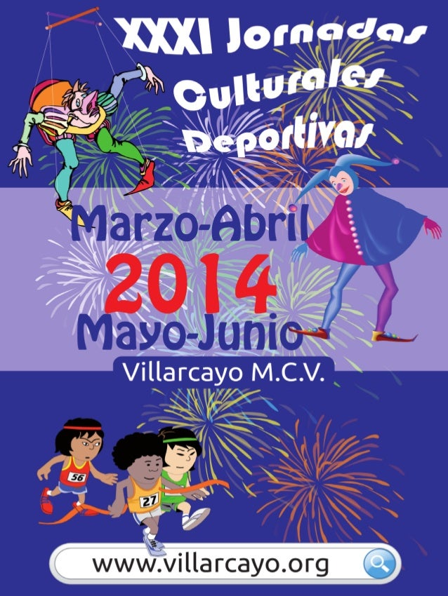 Progama Cultura XXXI 2014II.indd 1 14/04/14 16:26