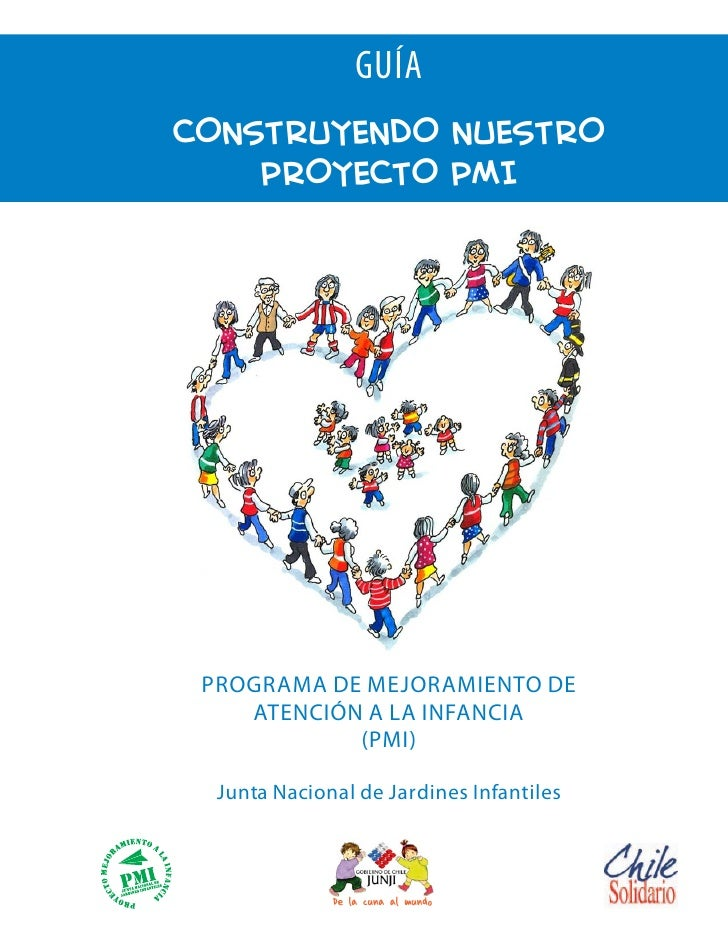 Programa de mejoramiento de la infancia PMI