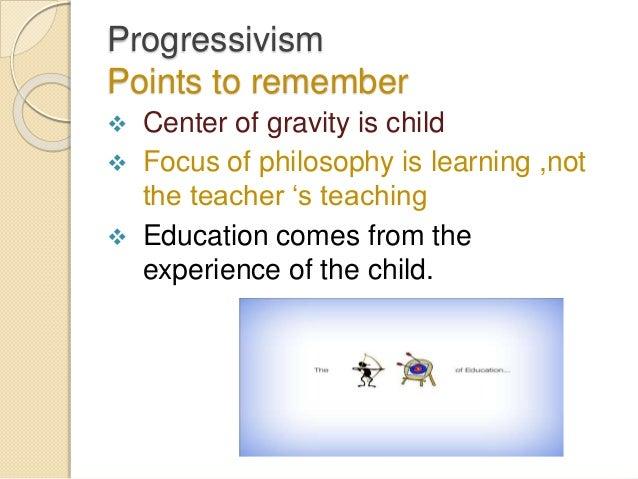 progressivism philosophy