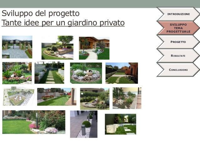 Progetto giardino privato per esame corso garden design - Progetto giardino privato ...