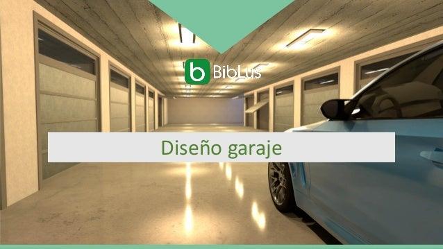 Diseño garaje