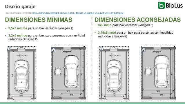 Cómo Diseñar Un Garaje