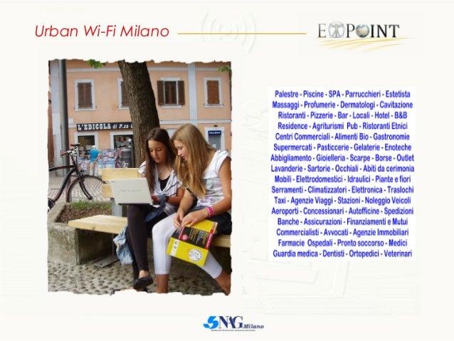Urban Wi-Fi Milano