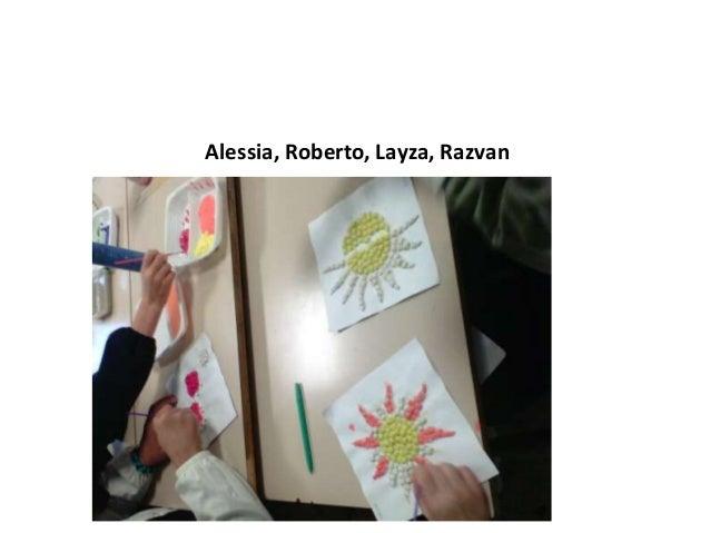 Alessia, Roberto, Layza, Razvan