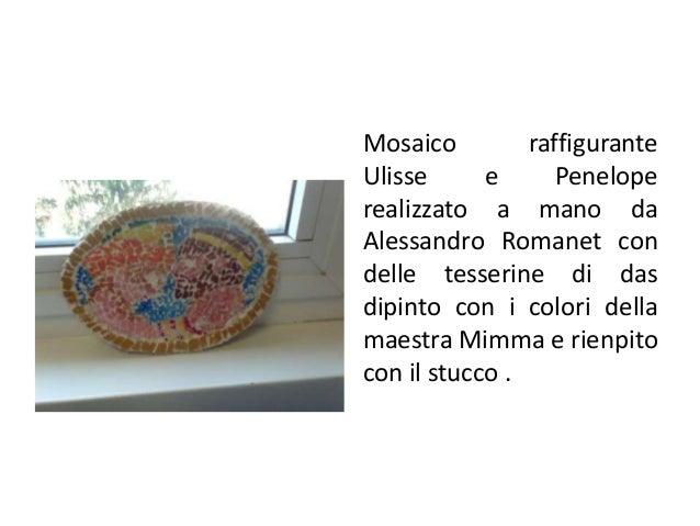 Progetto innovalascuola l'età augustea mosaici imperiali