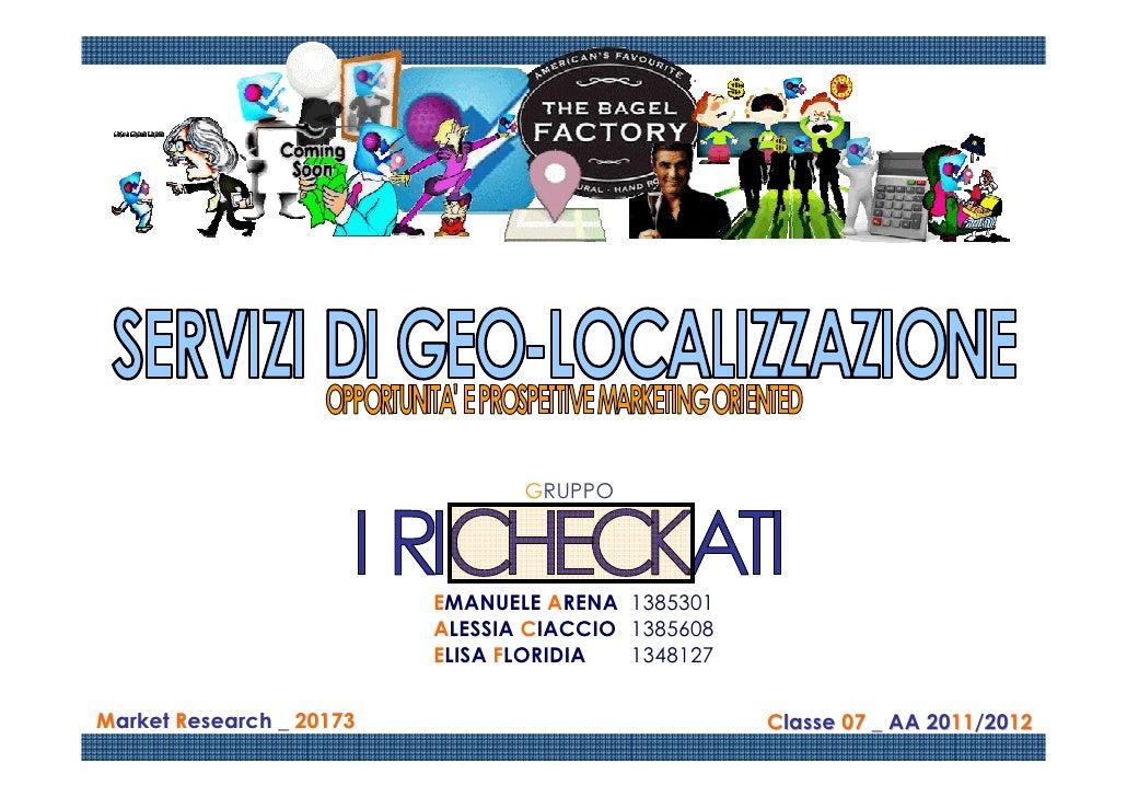 GRUPPO                          EMANUELE ARENA 1385301                          ALESSIA CIACCIO 1385608                   ...