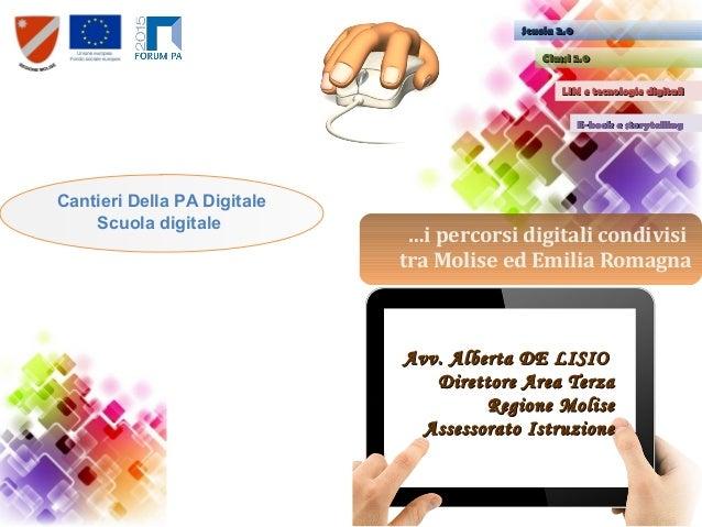 Scuola 2.0Scuola 2.0 Classi 2.0Classi 2.0 LIM e tecnologie digitaliLIM e tecnologie digitali E-book e storytellingE-book e...