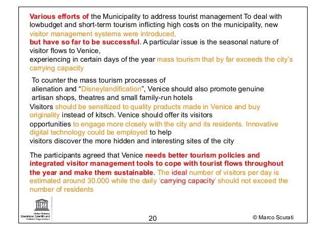 policies to make sustanable torusim in goa pdf